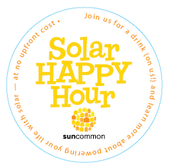 SunCommon hosts Drink Your Values Happy Hour