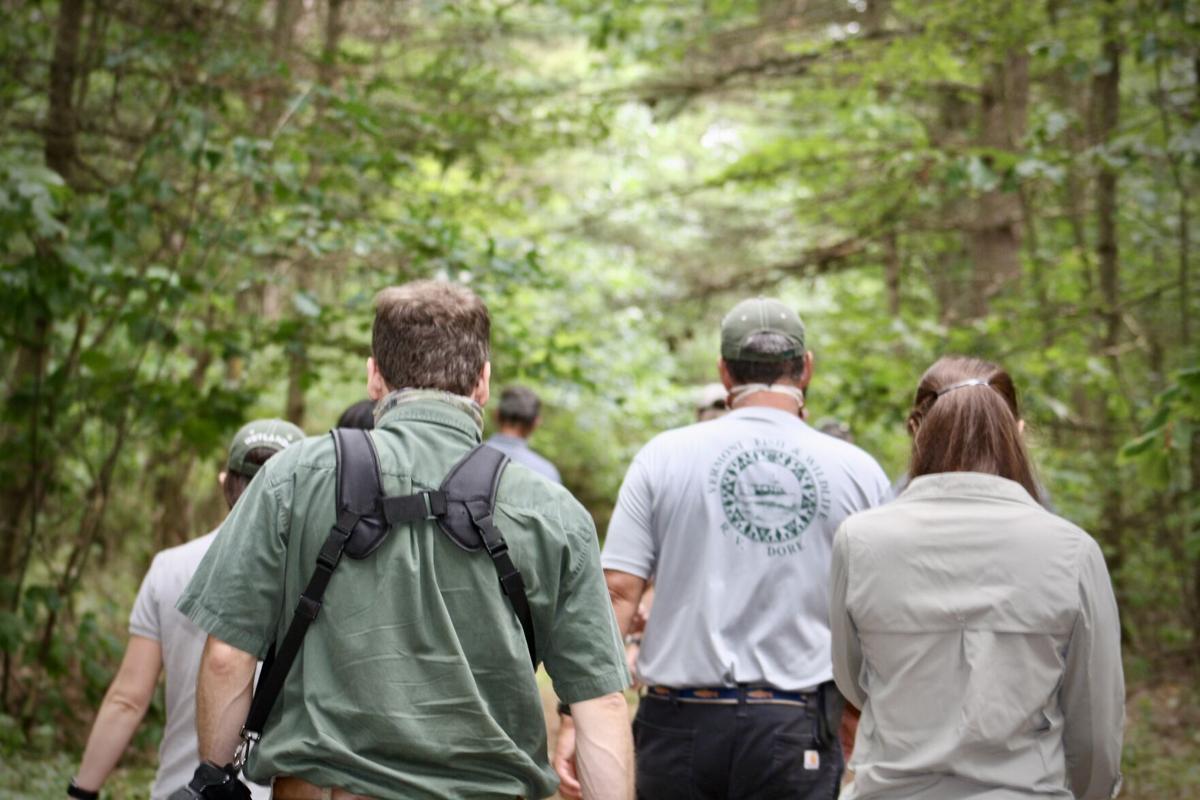 Sandbar Wildlife Refuge hike