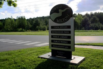 Milton Sign