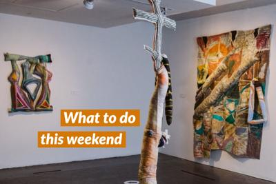 What to do this weekend, May 14-16
