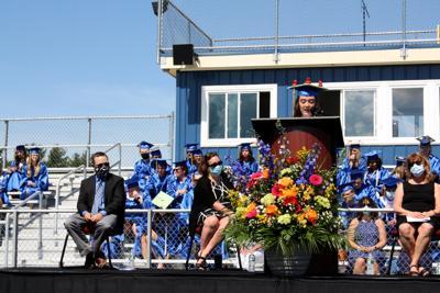 Anna Kaigle - graduation 2021