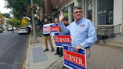 Don Turner running for Lt. Governor, 2018