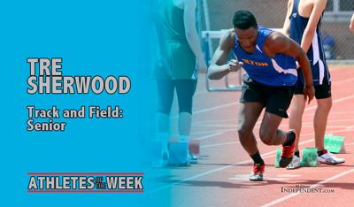 Athlete of the Week: Tre Sherwood
