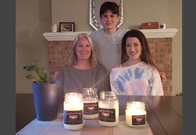 Lavish Candle