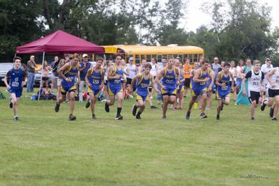 Cross country debut
