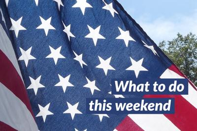 What to do this Memorial Day weekend, May 28-30
