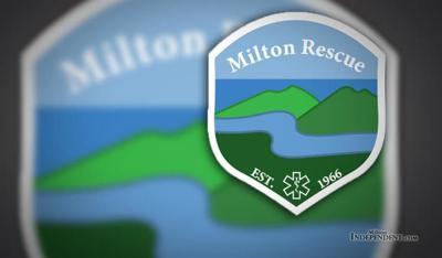 Milton Rescue badge
