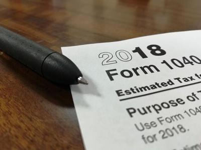 Tax Form, Generic
