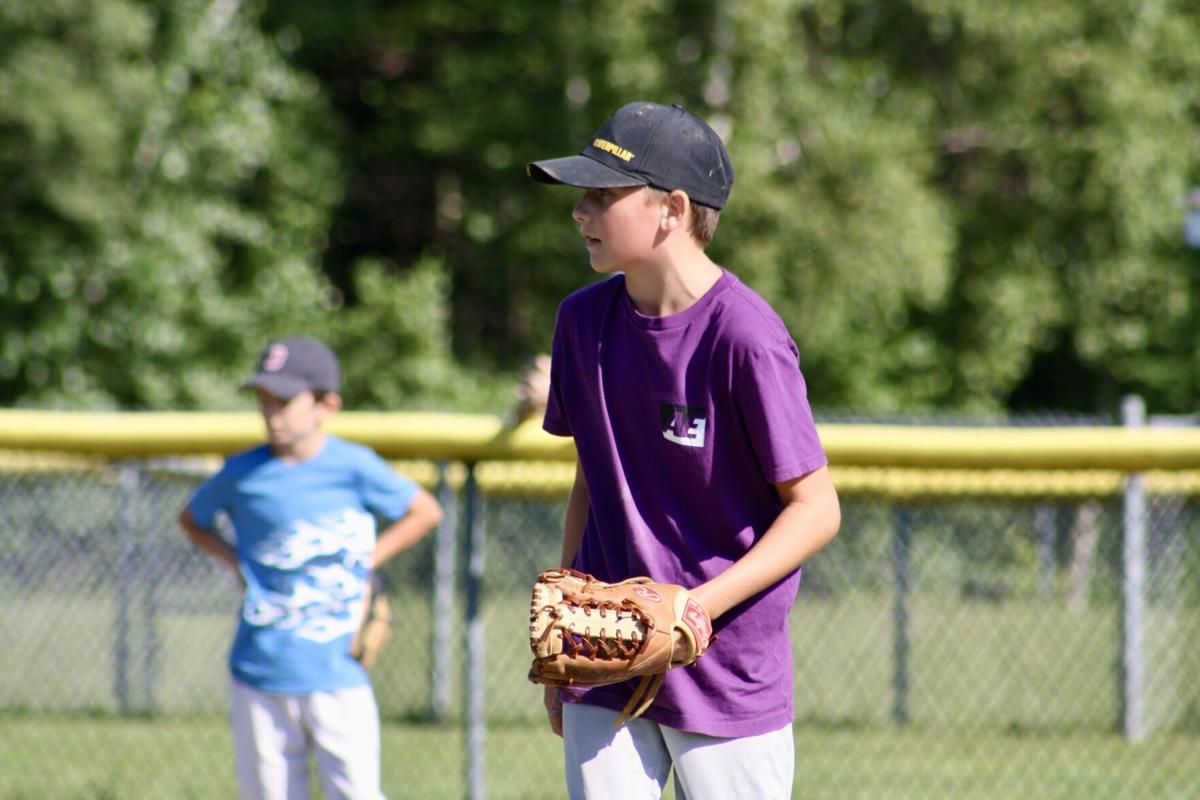 Milton Sandlot Baseball - Aug 2020