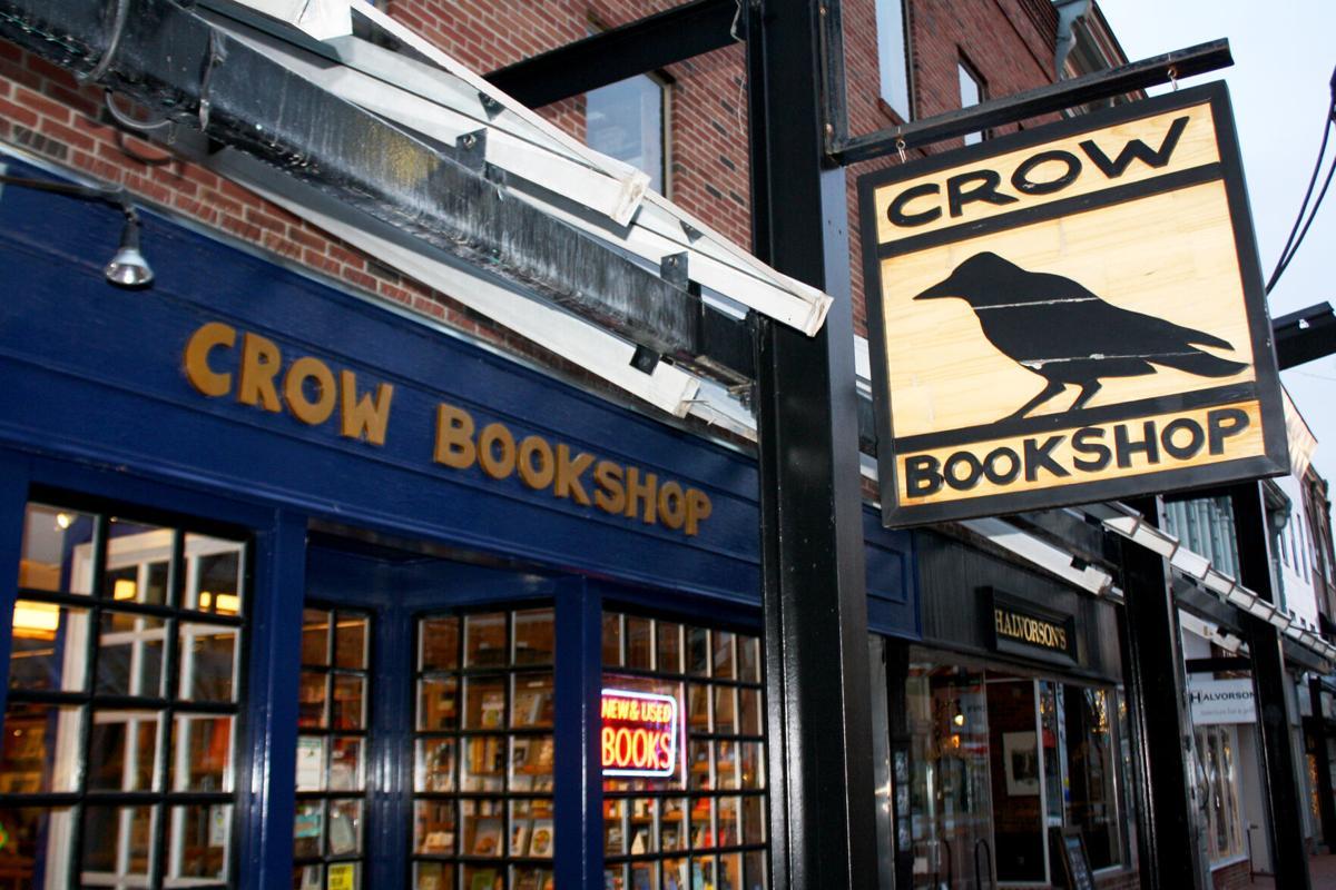Crow Bookshop 2