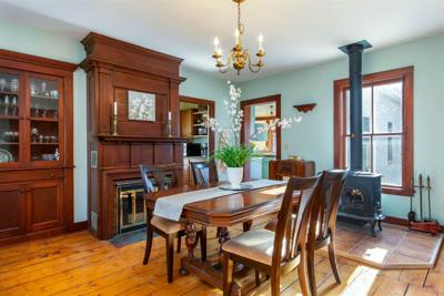 31 Cherry St - dining room