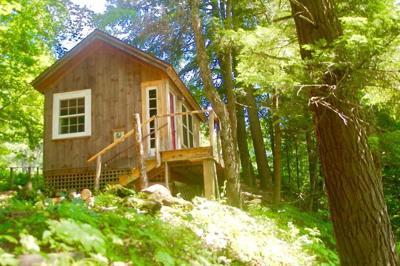 cozy spot in woodstock