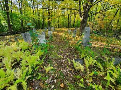 Hillsboro Graveyard