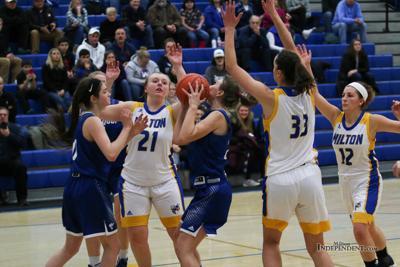 Girls' basketball off to 5-2 start