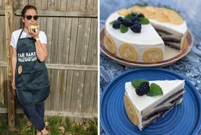 Pia Yarnell - Great Milton Bake-Off