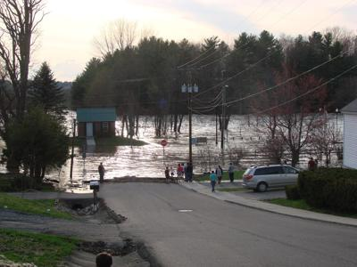 2011 River Street flood