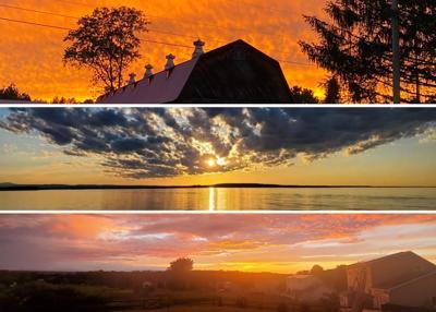 3 reader sunsets