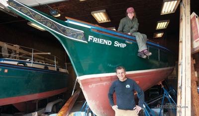 Restoring a Friend Ship