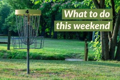 What to do this weekend, April 9-11