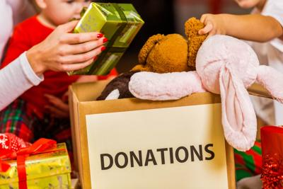 Vermont Wardens, Marines Corps League supporting Toys for Tots