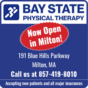 New patients accepted at Bay State Physical Therapy