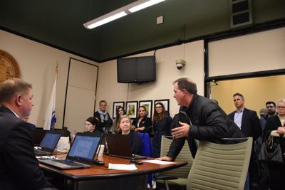 40B hearings pack town hall