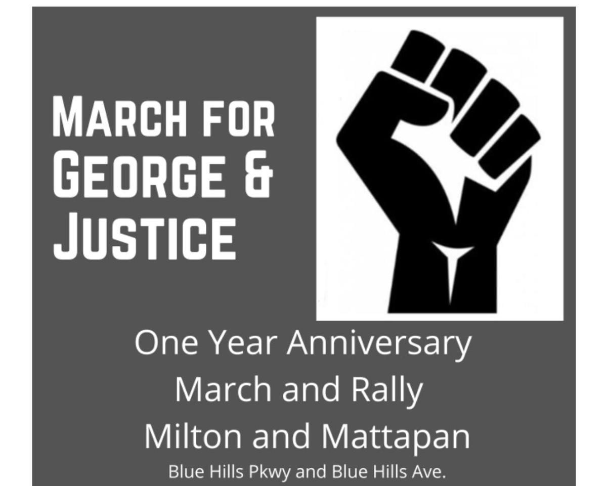 March for George & Justice
