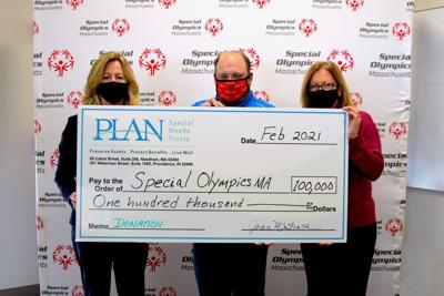 Financial planning program for Special Olympic athletes