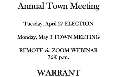 Town Warrant