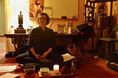Meditation: Practice makes calmer