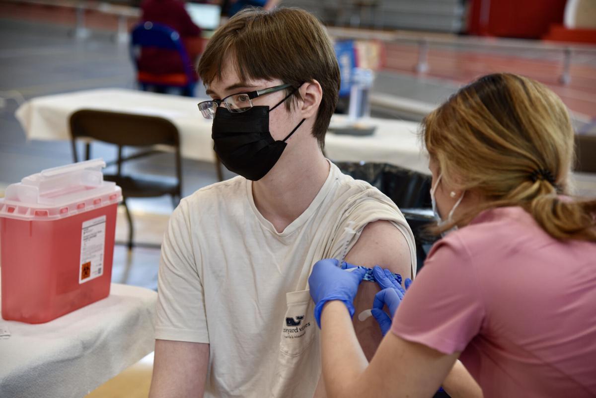 Vaccine Sam McLaughlin