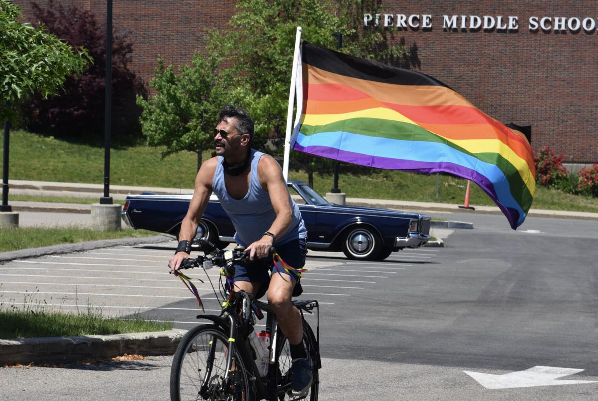Pride Parade Bicycle