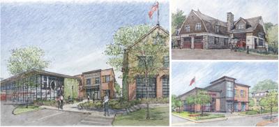 Fire station designs
