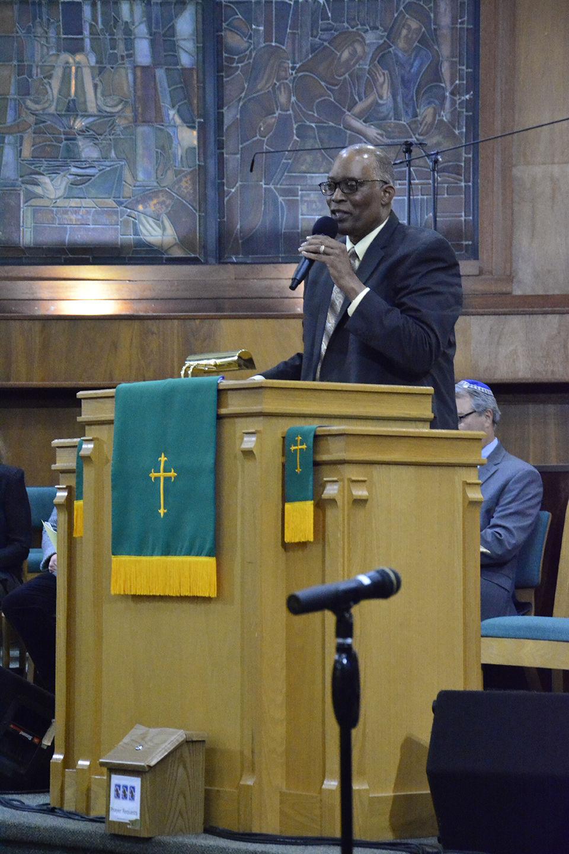 Rev. Dr. Conley Hughes