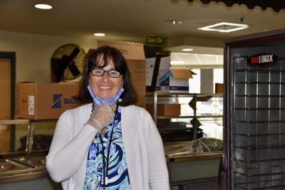 Jackie Morgan, food service director