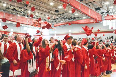 MHS graduation June 2