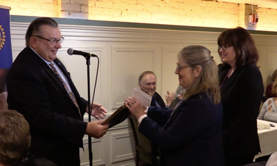 Rotary honors MSAPC