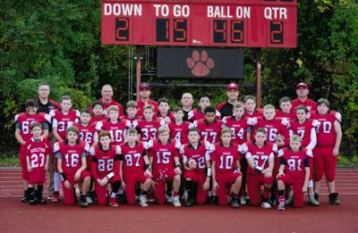 Milton Youth plays in Nov. 17 League Super Bowl