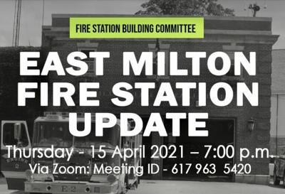 Fire Station Building Committee update