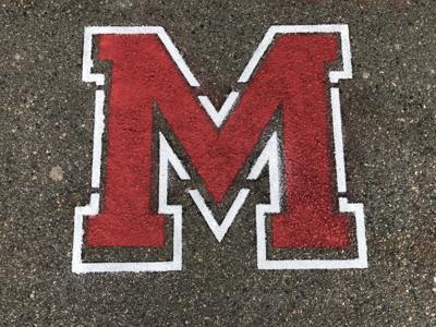 M Driveway Painting