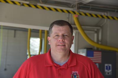 Fire Chief Chris Madden
