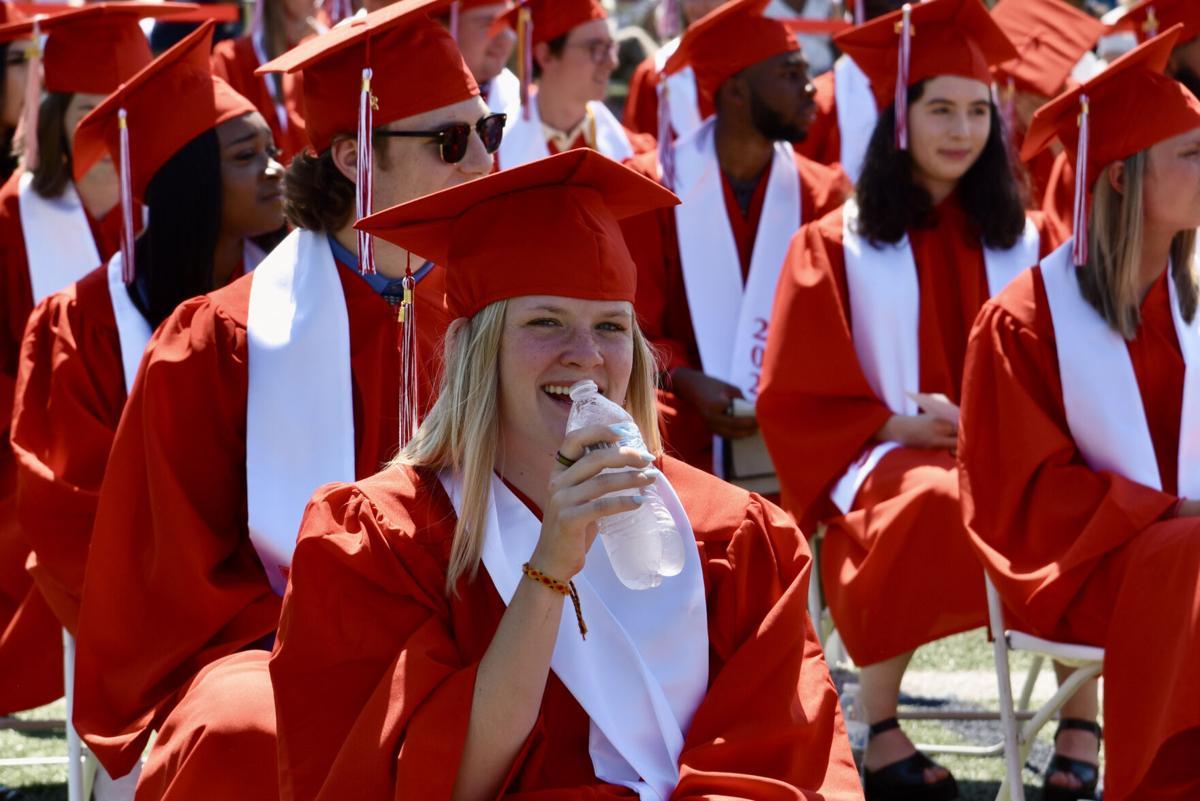 Graduation Water