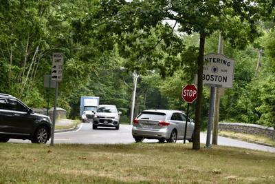 Safety improved with stop sign replacement near Milton Street