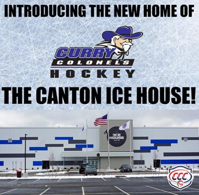 Curry Colonels to skate in Canton