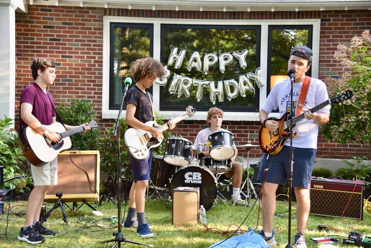 Porchfest band