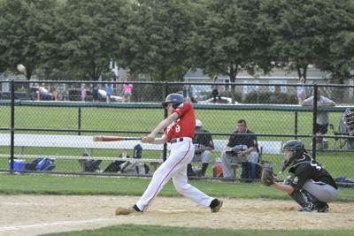 Milton Legion baseball team is red hot