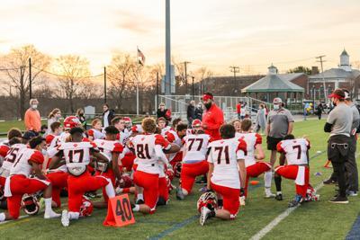 Milton High Football Team