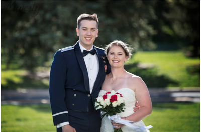 Married military couple to live at Cannon AFB, Clovis, N.M.