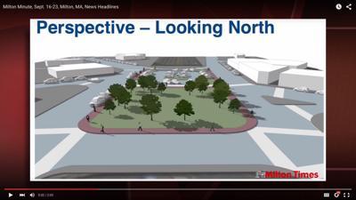 East Milton deck project update: video headlines