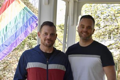 LeeMichael McLean and Bryan Furze